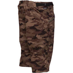 Zimtstern Razzay Camo Bike Shorts Men Camo